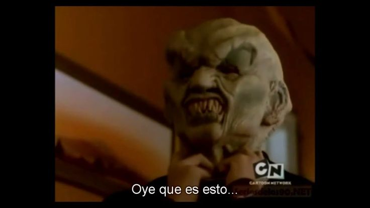 La mascara encantada 1 - escalofríos Subtitulado Español