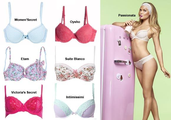 El eterno debate: Sujetador #belleza #sujetador #beauty #bra #womensecret #oysho #etam #passionata #intimissimi #suiteblanco #victoriassecret