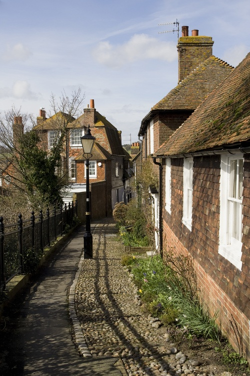 Rye, East Sussex, England...such a quaint, typically English village!