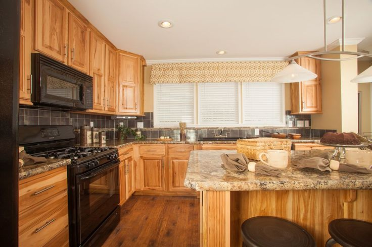 Colony Homes Max De900a Deercreek Ranch Kitchen