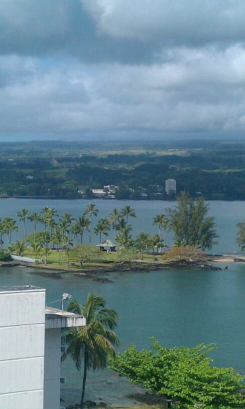 Coconut Island, Oahu, Hawaii.   (Per another Pinner: Actually located on the Big Island of Hawaii.)