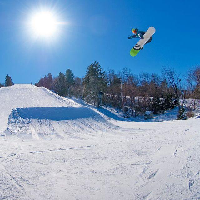 Snowboard in the Poconos at Jack Frost Big Boulder and ! #PoconoMtns