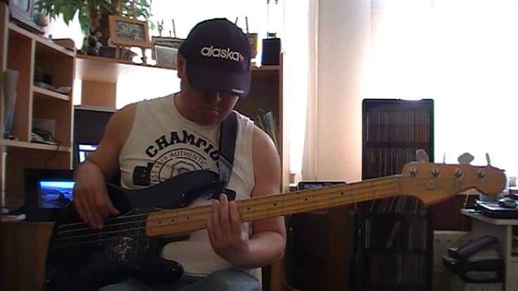 Rock the boat Hues Corporation Bass cover Bob Roha