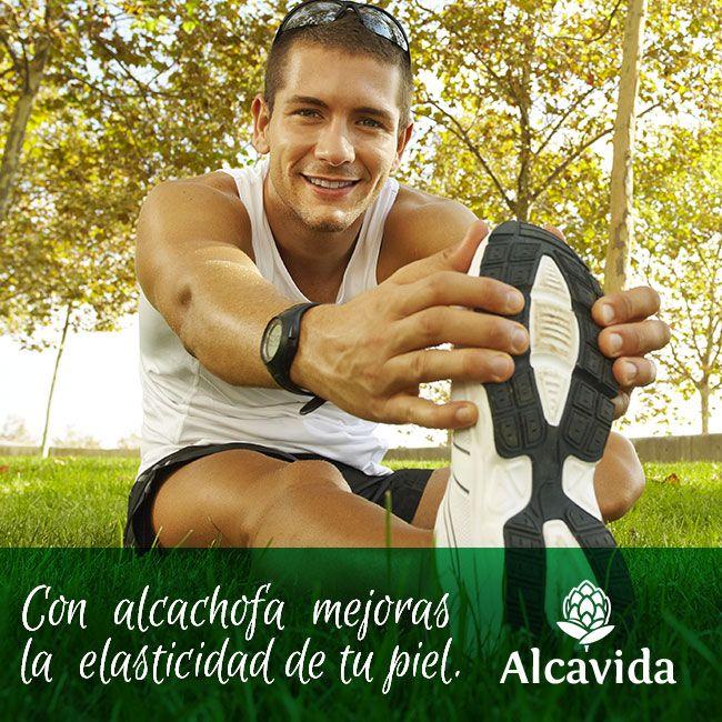 ¿Cómo ayuda la #alcachofa en tu tonificación muscular?