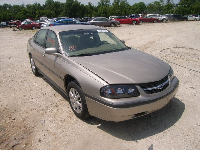 2002 #Chevrolet #Impala 3.4L 6 for Sale at AutoBidMaster. Place Your Bid Now!