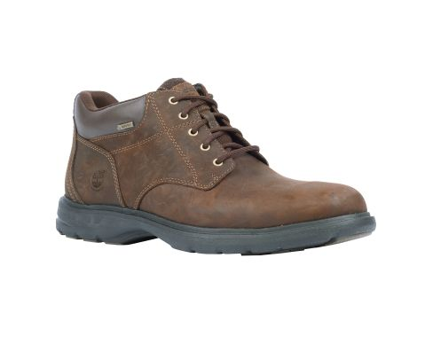 Check out the Timberland Richmont collection of water-resistant shoes and  men's boots.