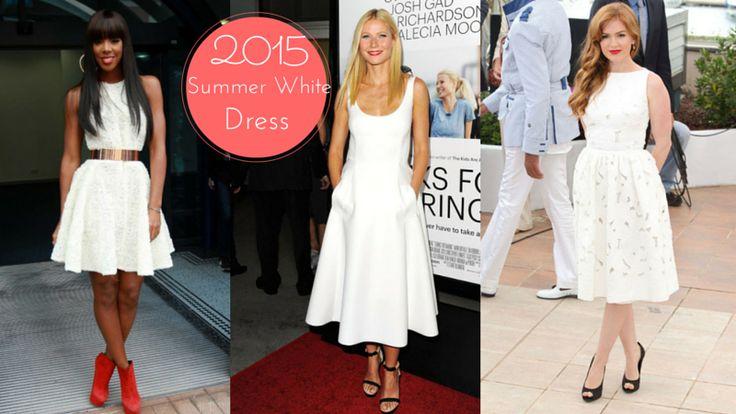 Σίγουρα κανένα κομμάτι στη γκαρνταρόμπα σου δε μπορεί να ανταγωνιστεί το little black dress. Να όμως που το λευκό καλοκαιρινό φόρεμα έρχεται να ανατρέψει όλα όσα ήξερες!