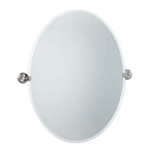 Gatco GC5859LG Large Oval Mirror from the Marina Series