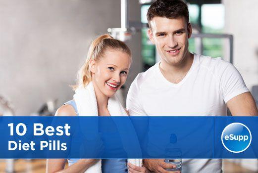 10 Best Diet Pills | eSupplements.com