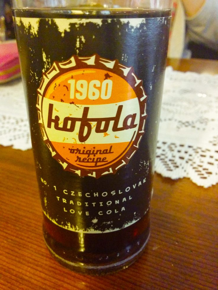 Kofola - Slovakia's cola