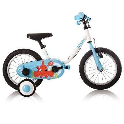 Vélo enfant 14 pouces AQUA B'TWIN -