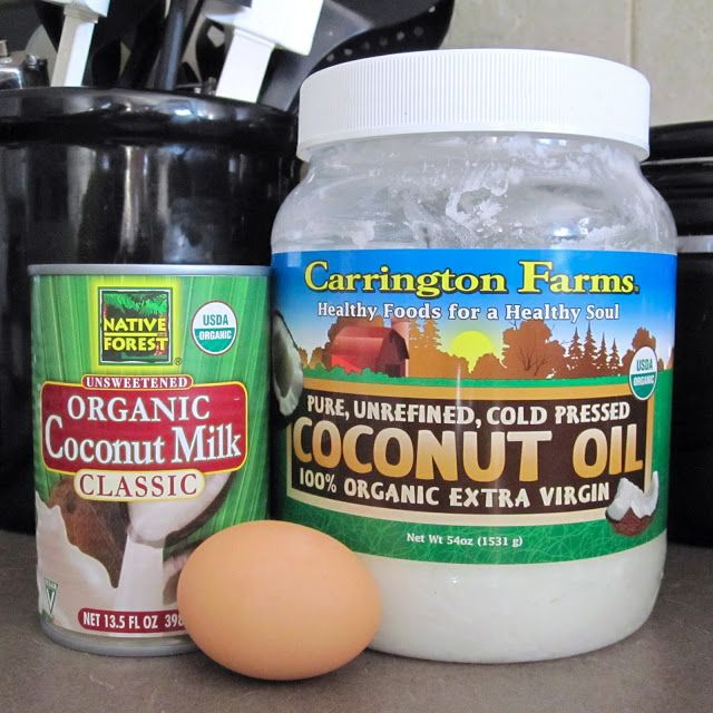 practical paleo: Paleo Coffee Creamer 1 can full fat unsweetened coconut milk, chilled 1 egg 2 Tablespoons coconut oil, melted splash of vanilla, optional