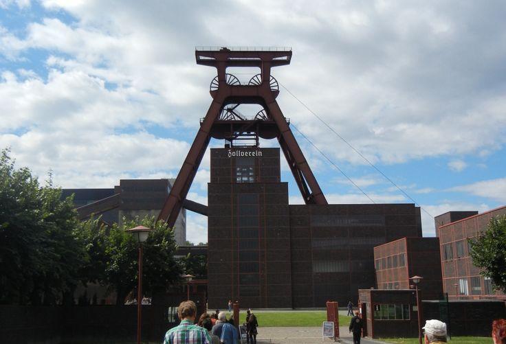 Zollverein World HeritageSite