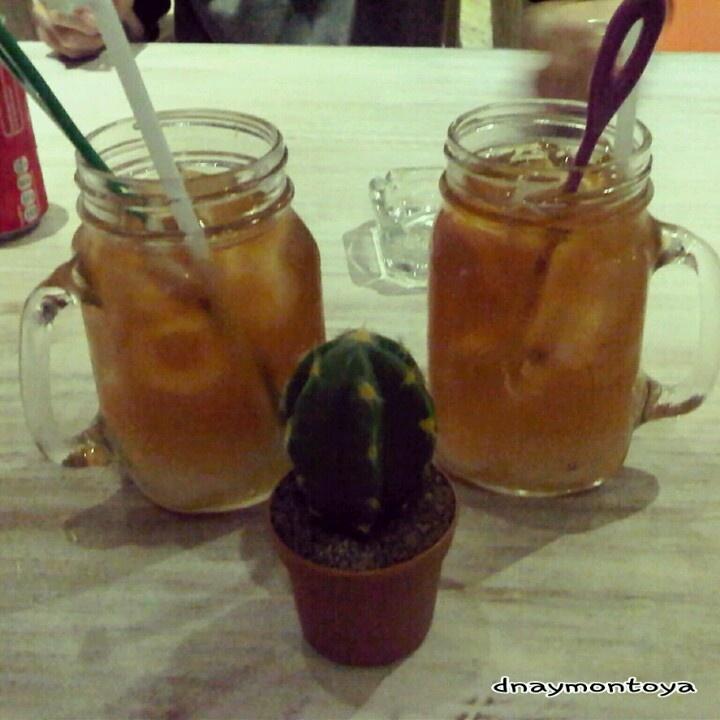 Ice tea leechy