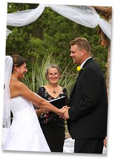 spike gillespie austin wedding officiant non religious wedding loved by yelp