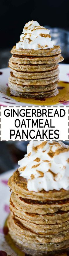 ... Oatmeal Pancakes on Pinterest | Oatmeal Pancakes, Pancakes and Oatmeal