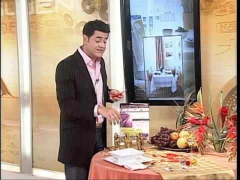 Ceremonia Feng Shui Cómo activar la abundacia en el hogar - YouTube