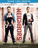 Neighbors [Includes Digital Copy] [Blu-ray/DVD] [With Ted 2 Cash] [2014]