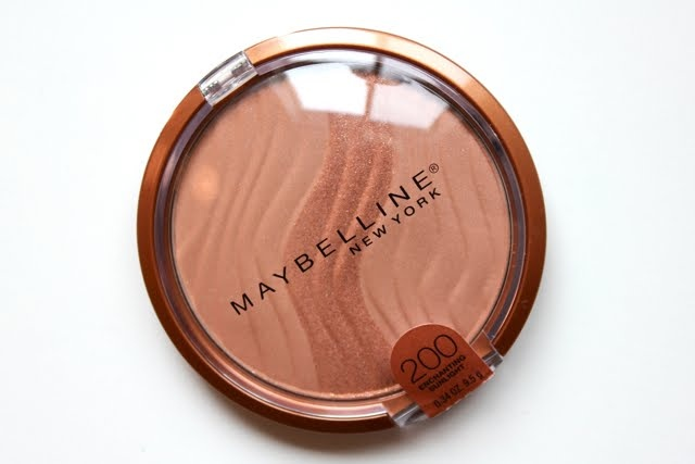 Maybelline Spring 2012: Bronzer in Enchanting Sunlight
