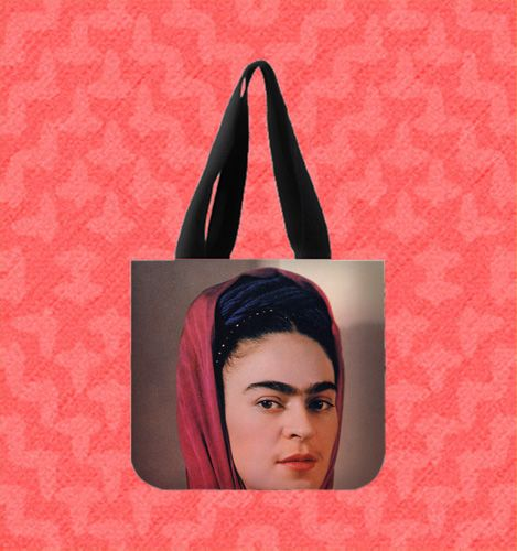 """Description:  Item Details  Product Details  Size: 12.2"""" x 11"""" x 3.3""""  This 100% heavyweight 10 oz cotton canvas tote bag carries all of your goodies in style. The graphic is printed on a white cotton"""