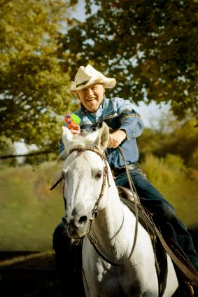 Interested in reading some funny cowboy sayings? Cowboys have a way of looking at things a little differently than the rest of us.