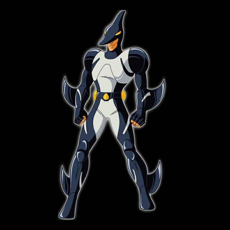 Delfín (Caballero Fantasma)