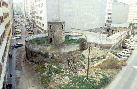 Molino de La Gramela. desmontado, y supuestamente guardado, en 1984 #Coruña #dMudanza