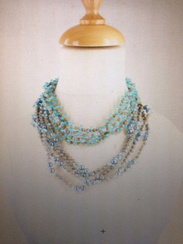 BIKI Necklace  - Ornellabijoux