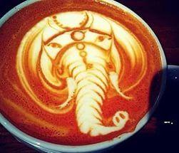 Вконтакте. kofe-art-coffee-art-2.