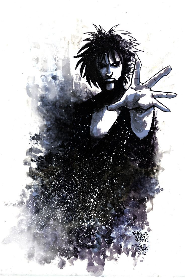 """Favorite Sandman quote so far, """"What power would hell have if those imprisoned were not able to dream of heaven."""" He's such a badass!"""