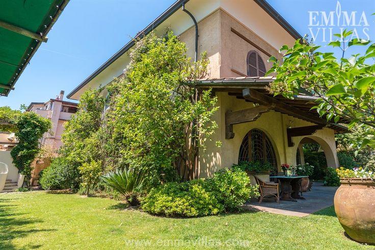 Villa in affitto Villa Glicine 10 esterna 2