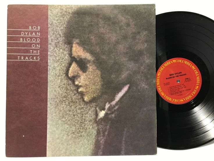Bob Dylan Blood on the Tracks Columbia PC 33235 #Vinyl #Records 2AH/2C US Pressing