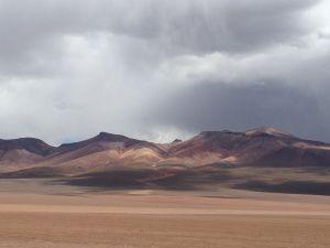 South of Uyuni