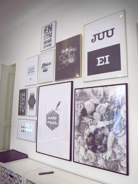 Taideseinä on seinällä! Näyttelyjen pituus ennalta-arvaamaton.  Lisää löytyy täältä: http://goo.gl/GAtpUa