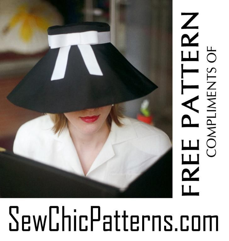 Looking for your next project? You're going to love Sew Chic Funnel Hat by designer Laura Nash.