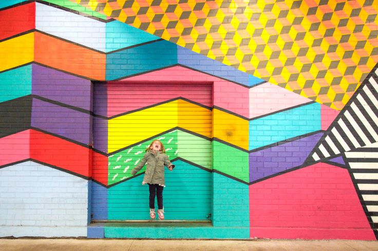 7 Outdoor Murals in D.C. You'll Want to Instagram Immediately
