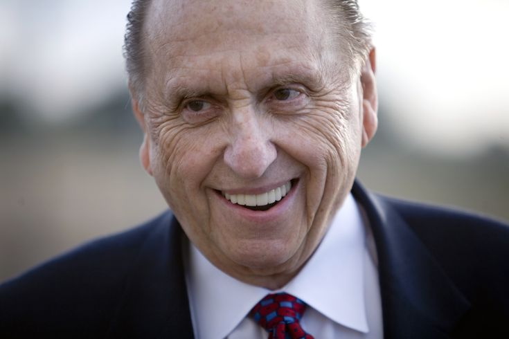 """""""Life is perfect for none of us. Rather than being judgmental and critical of each other, may we have the pure love of Christ for our fellow travelers in this journey through life.""""--Thomas S. Monson"""