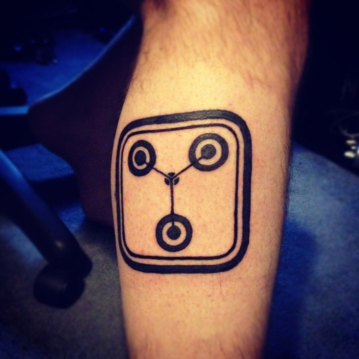 Flux Capacitor - AWESOME! | Tattoos for Me | Pinterest ...
