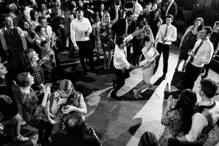 A busy St Barts Brewery dancefloor from Islington Town Hall and St Bart Brewery…