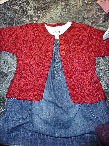 Knitting Pattern Cardigan Girl : 1799 best Knitting for Babies & Kids images on Pinterest
