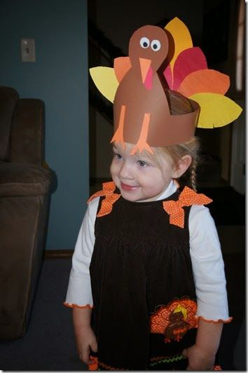 Simple Thanksgiving Costumes For Kids Headstart