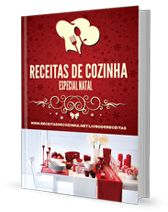 Faça download do eBook: Receitas de Natal