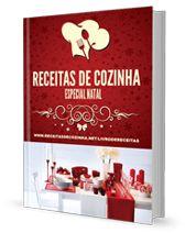 Faça download do eBook: Receitas de Natal
