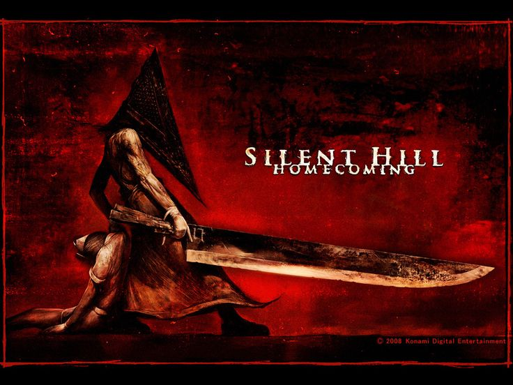Pyramid Head From Silent Hill | Silent Hill Homecoming - Silent Hill Wallpaper (8166873) - Fanpop ...