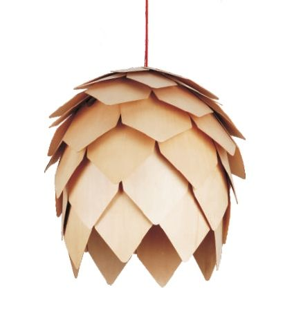 pinecone wooden pendant light scandinavian pendant lighting. shop for amonson lighting replica pinecone wooden pendant light by scandinavian at shopstyle now sold out e