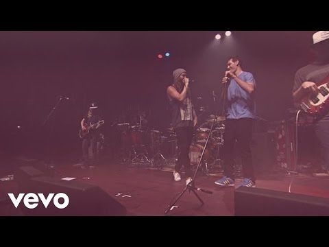 Dirty Heads - Dance All Night (Live and on Tour f. Matisyahu) - YouTube