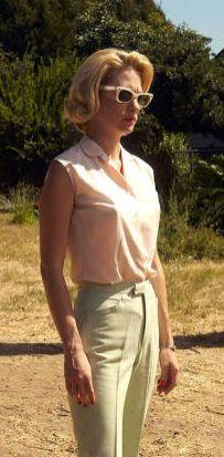 Betty Draper #madmenfashion