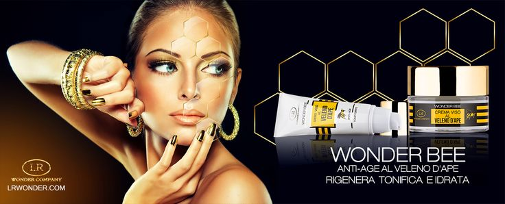 Wonder Bee rigenera la tua pelle!