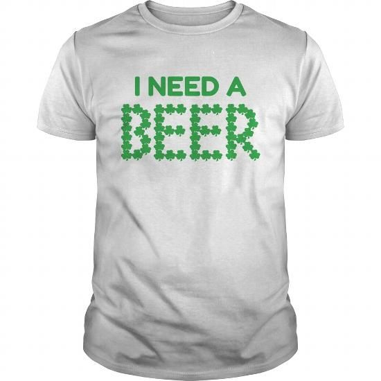Saint Patricks day shirt BEER