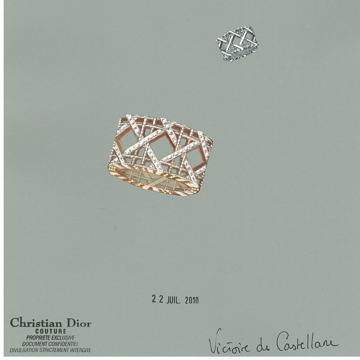 Dior Joaillerie - Victoire de Castellane
